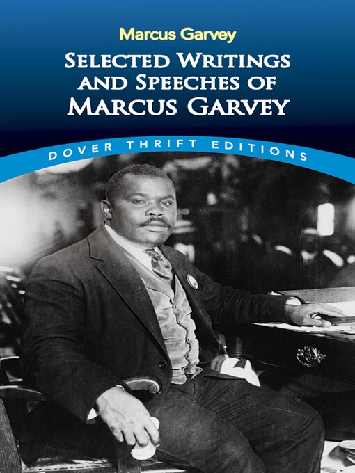 Title details for Selected Writings and Speeches of Marcus Garvey by Marcus Garvey - Available