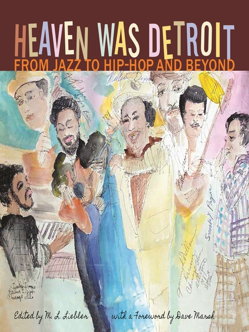 Cover of Heaven Was Detroit