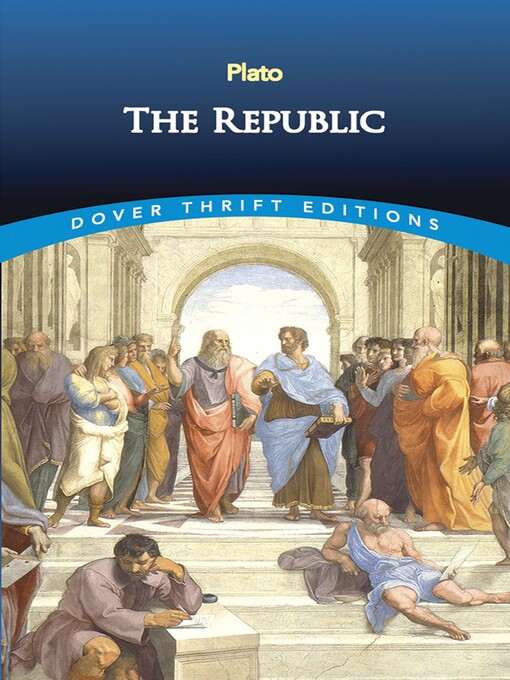 Title details for The Republic by Plato - Available
