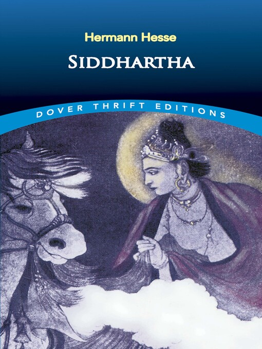 Cover image for book: Siddhartha