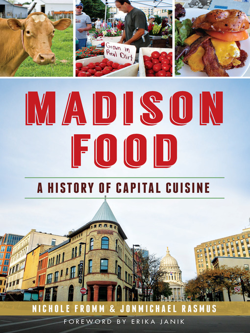 Title details for Madison Food by Nichole Fromm - Wait list