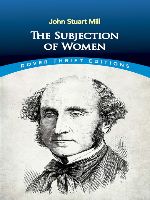 subjugation of women Believing that the subjugation of women was primarily political and psychological in origin, mill urged the establishment of complete equality in all legal.