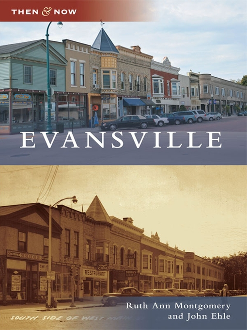 Title details for Evansville by Ruth Ann Montgomery - Wait list