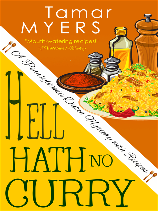 Title details for Hell Hath No Curry by Tamar Myers - Wait list