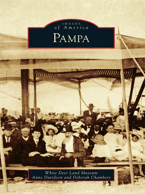 Title details for Pampa by Anne Davidson - Available