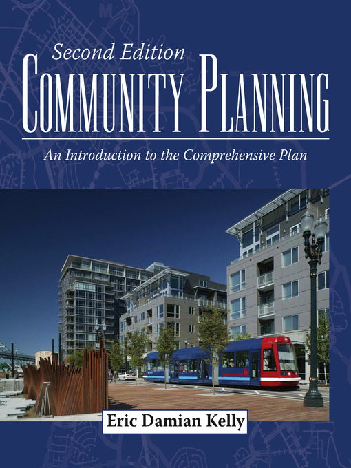 Cover of Community Planning