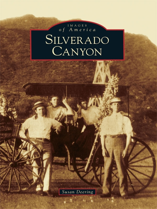 Title details for Silverado Canyon by Susan Deering - Available