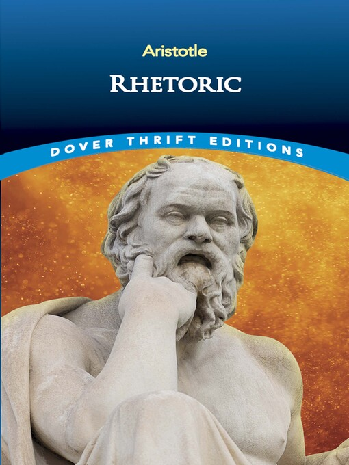 aristotles concept of rhetoric