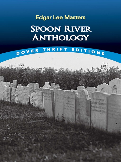 spoon river analogy Here is a collection of the all-time best famous analogy poems on poetrysoup i am out of your way now, spoon river, choose your own good and call it good.