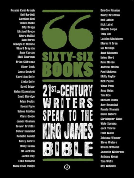 Title details for Sixty-Six Books by Bush Theatre - Available
