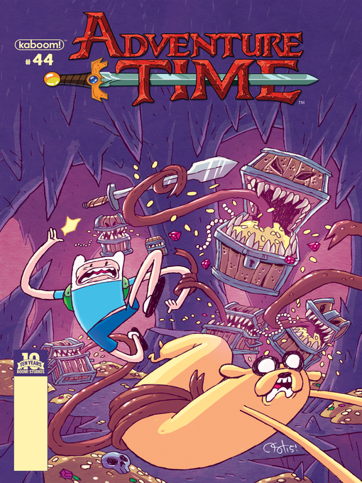 Title details for Adventure Time #44 by Pendleton Ward - Available