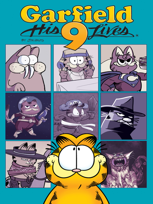 Title details for Garfield Volume 9 by Jim Davis - Available