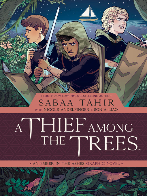 Title details for A Thief Among the Trees by Sabaa Tahir - Available