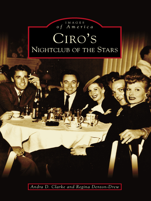 Title details for Ciro's by Andra D. Clarke - Available