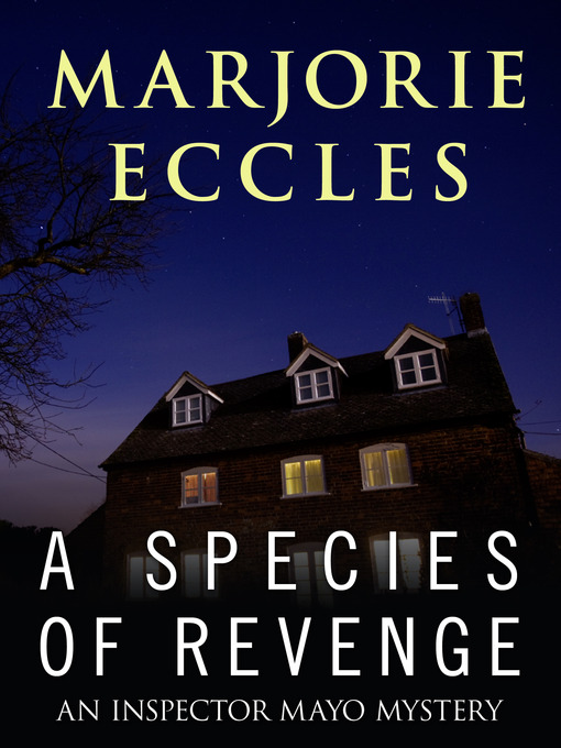 Title details for A Species of Revenge by Marjorie Eccles - Available