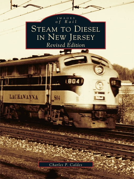 Cover of Steam to Diesel in New Jersey