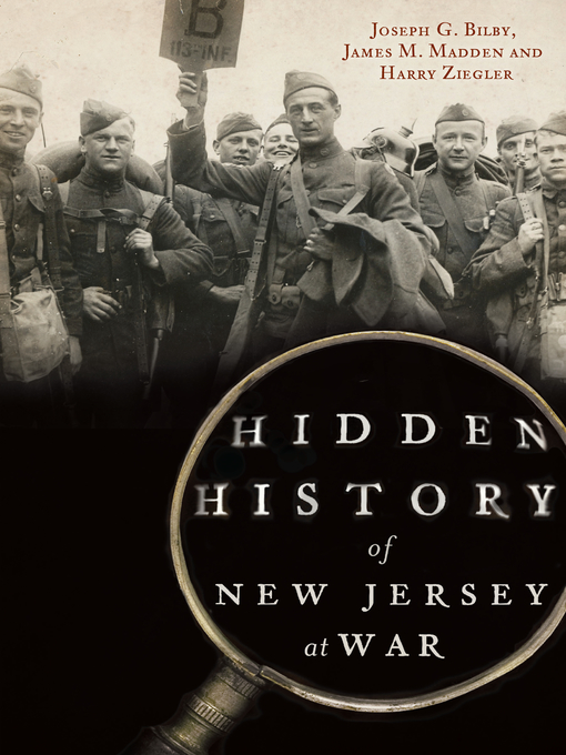 Cover of Hidden History of New Jersey at War