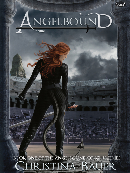 Cover image for Angelbound