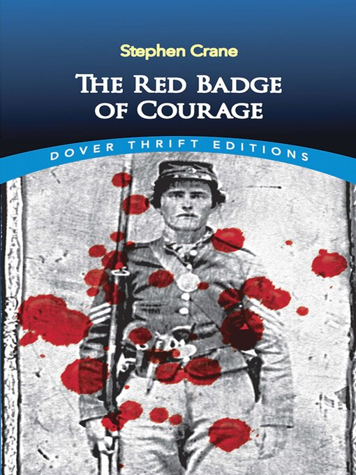 the nature of war in the red badge of courage a novel by stephen crane