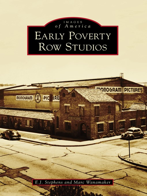 Title details for Early Poverty Row Studios by E.J. Stephens - Available