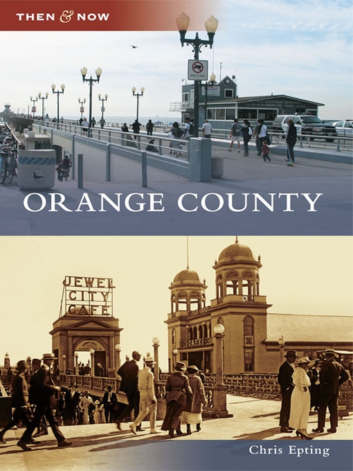 Title details for Orange County by Chris Epting - Wait list