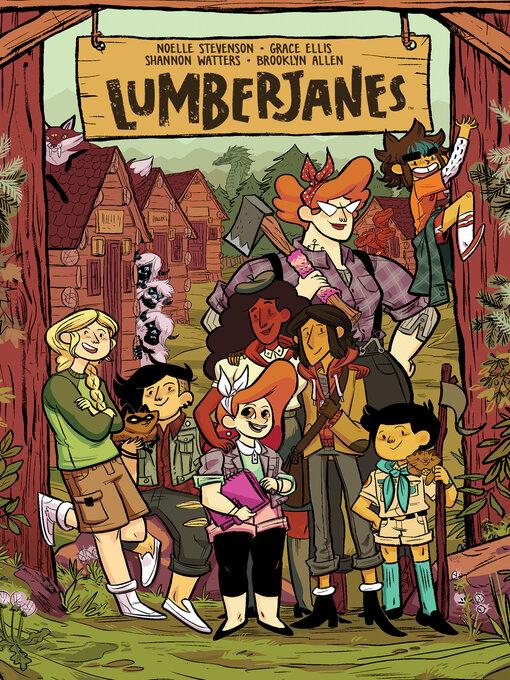 Lumberjanes, Volume 9