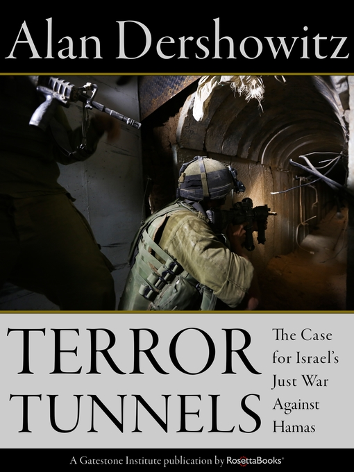 Cover of Terror Tunnels