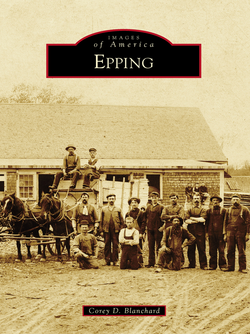Title details for Epping by Corey Blanchard - Available