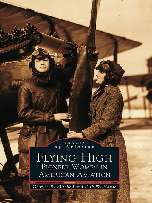 Title details for Flying High by Charles R. Mitchell - Available