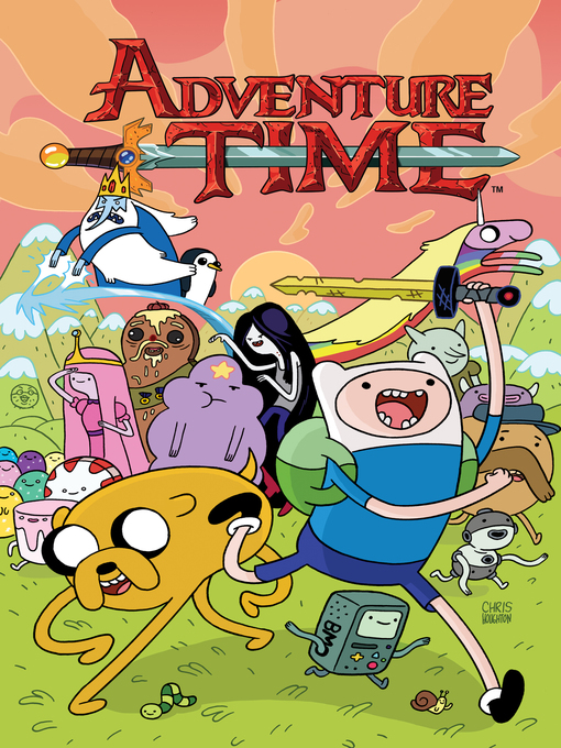 Title details for Adventure Time Volume 2 by Pendleton Ward - Available