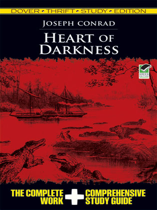 the ideology of joseph conrad in heart of darkness Joseph conrad's view towards colonial ideology reflected in heart of darkness - download as word doc (doc / docx), pdf file (pdf), text file (txt) or read online.