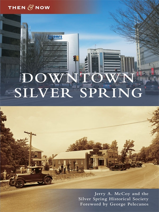 Title details for Downtown Silver Spring by Jerry A. McCoy - Available