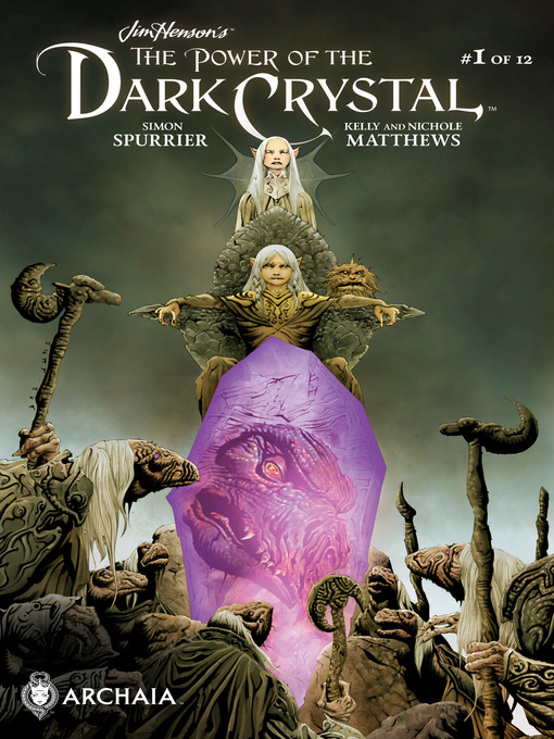 Cover of Jim Henson's the Power of the Dark Crystal #1