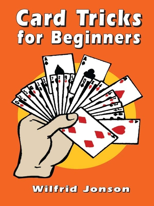 Title details for Card Tricks for Beginners by Wilfrid Jonson - Wait list