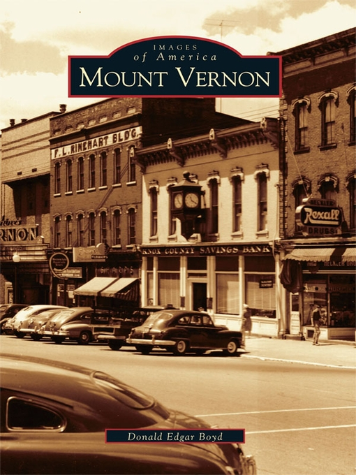 Title details for Mount Vernon by Donald Edgar Boyd - Available