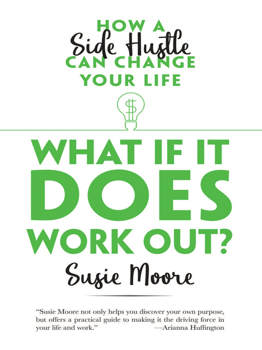 Title details for What If It Does Work Out? by Susie Moore - Available