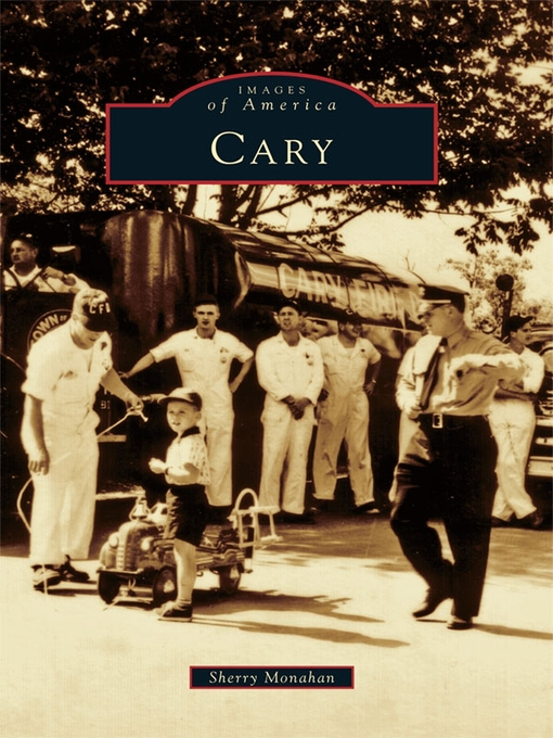 Title details for Cary by Sherry Monahan - Wait list