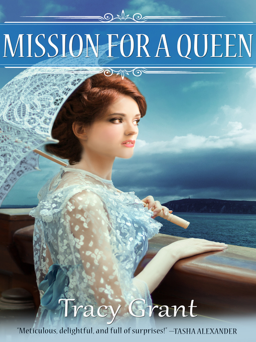 Cover of Mission for a Queen