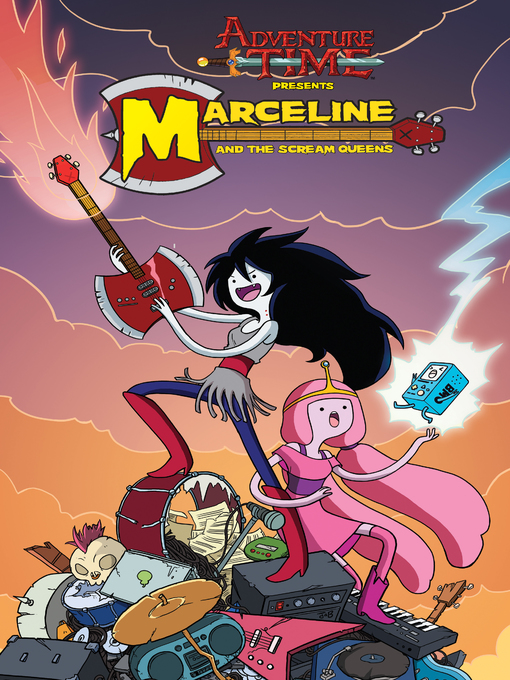 Title details for Adventure Time by Meredith Gran - Available