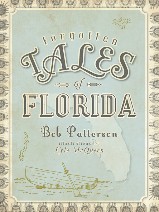 Cover image for Forgotten Tales of Florida