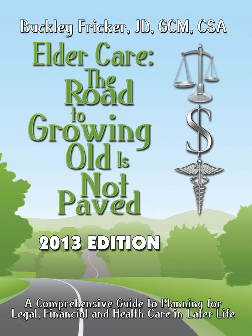 Title details for Elder Care by Buckley Fricker - Available