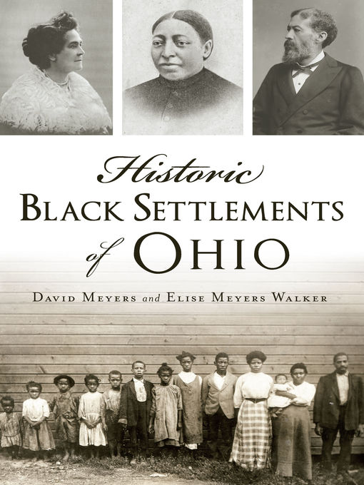 Title details for Historic Black Settlements of Ohio by David Meyers - Wait list