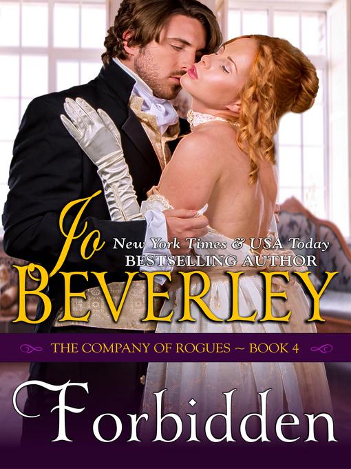 Title details for Forbidden by Jo Beverley - Wait list