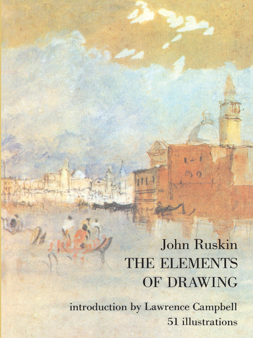 Cover of The Elements of Drawing
