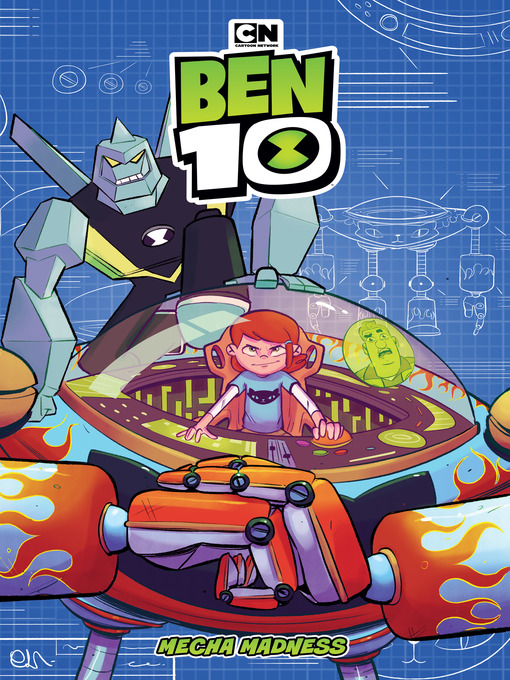 Title details for Ben 10: Mecha Madness by CB Lee - Wait list