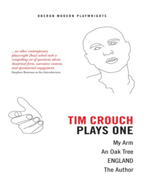Title details for Tim Crouch: Plays One by Tim Crouch - Available