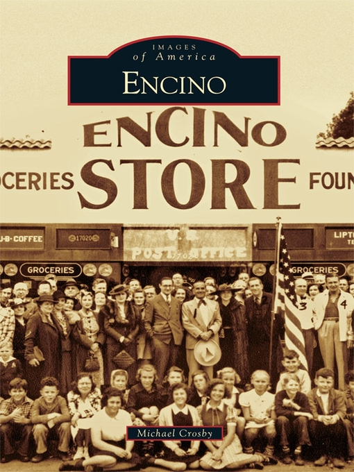 Title details for Encino by Michael Crosby - Available