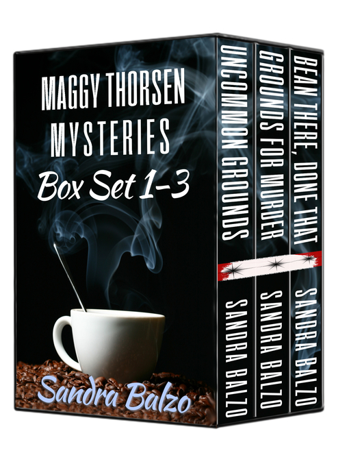 Cover of Maggy Thorsen Mysteries Box Set