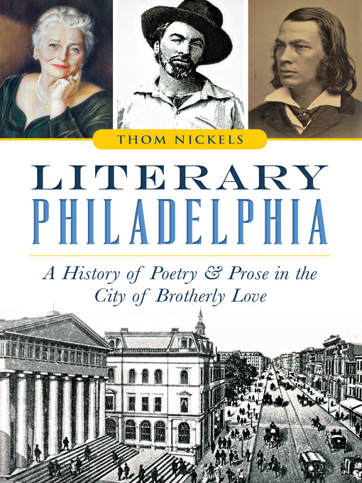 Cover of Literary Philadelphia