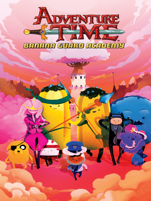 Title details for Adventure Time by Kent Osborne - Available